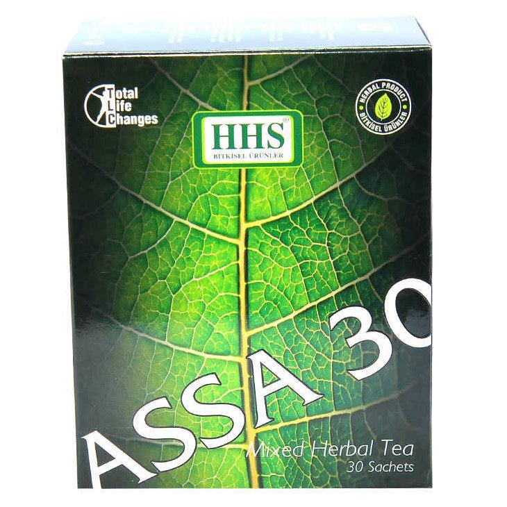 HHS ASSA 30 Bitki Çayı 1
