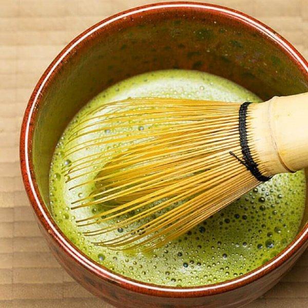 Matcha çayı 1