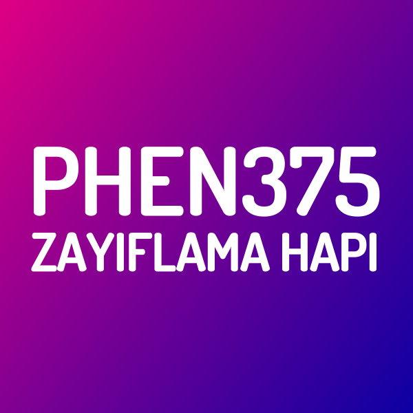 Phen375 Zayıflama Hapı