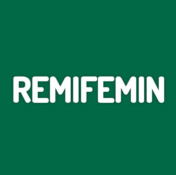 remifemin 60 tablet
