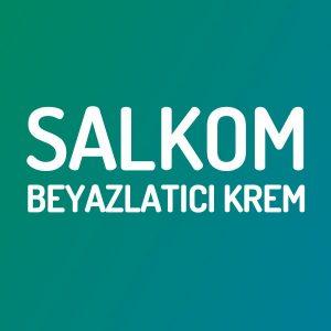 Salkom Cilt Beyazlatıcı Krem