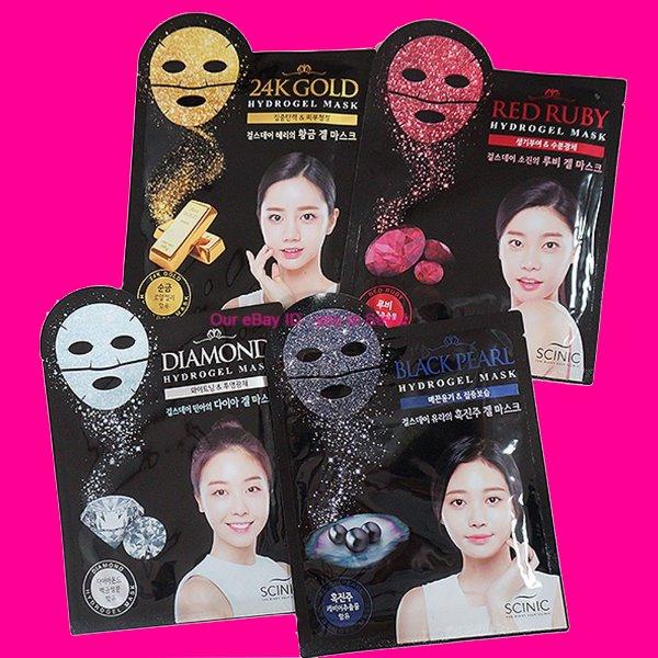scinic 24k altin maske kullananlar